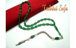 Yeşil Ton Osmanlı Ateş Kehribar